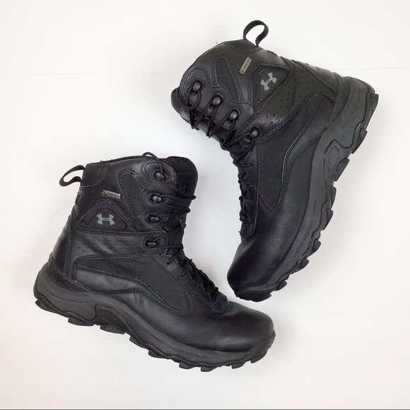 Jajaja riega la flor castillo  Under Armour Shoes   Under Armour Goretex Boots   Poshmark